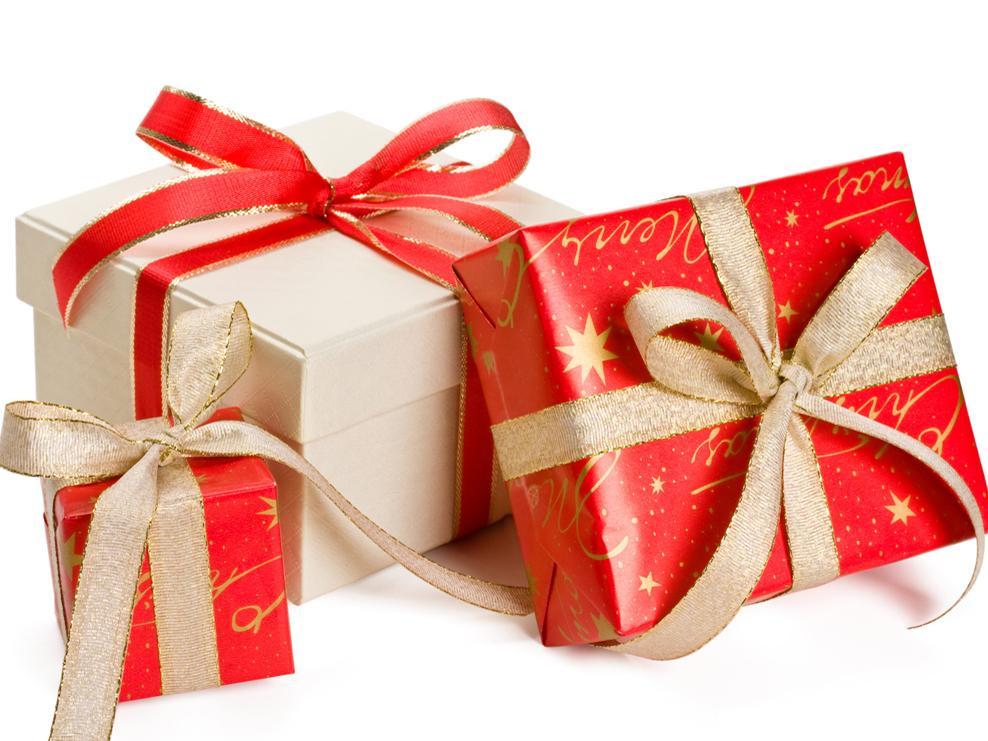 Weihnachten Geschenke  Geschenkideen zu Weihnachten für Mutter Vater Oma und