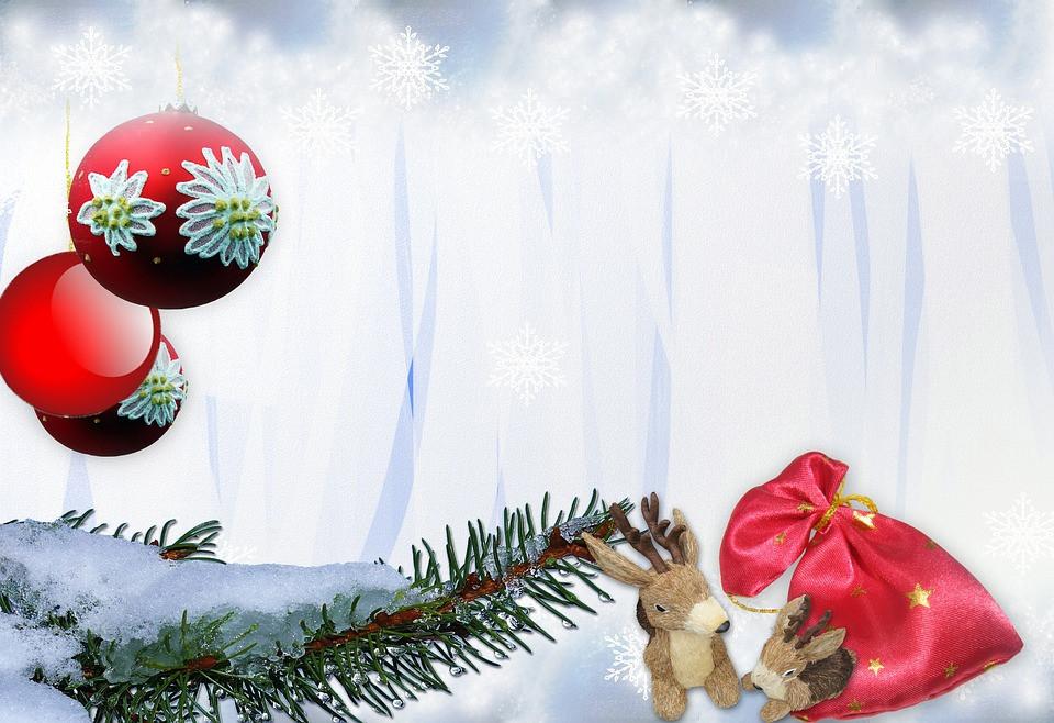 Weihnachten Geschenke  Weihnachten Hintergrund Geschenke · Kostenloses Bild auf