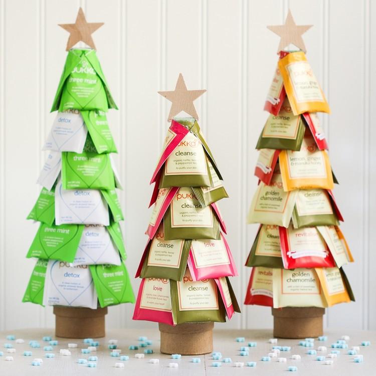 Weihnachten Geschenke  25 geniale Bastelideen für DIY Geschenke zu Weihnachten