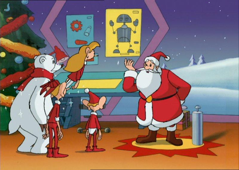 Weihnachtsmann Und Co Kg Ausmalbilder  Weihnachtsmann & Co KG Bilder TV Wunschliste