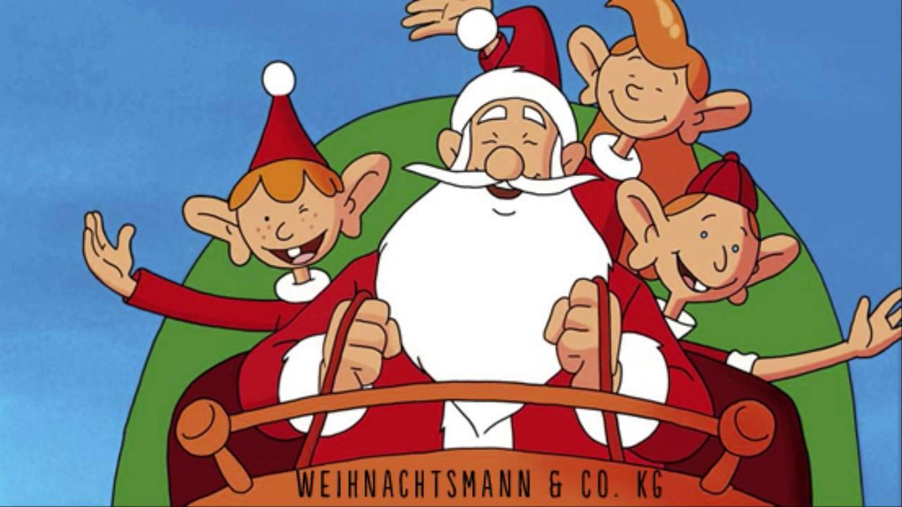 Weihnachtsmann Und Co Kg Ausmalbilder  Weihnachtsmann & Co KG [DJ K96] [Techno Version][HD