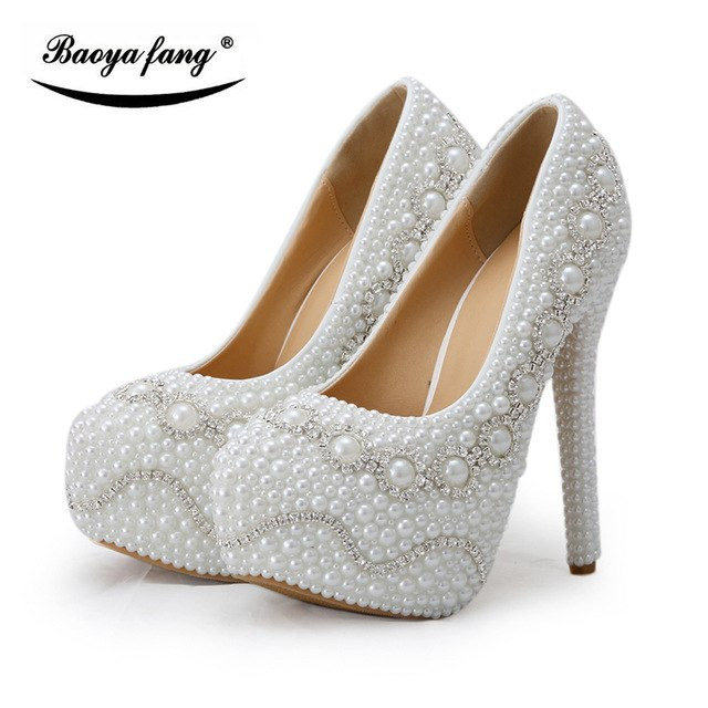 Weiße Schuhe Hochzeit  Weisse Schuhe Damen Hochzeit