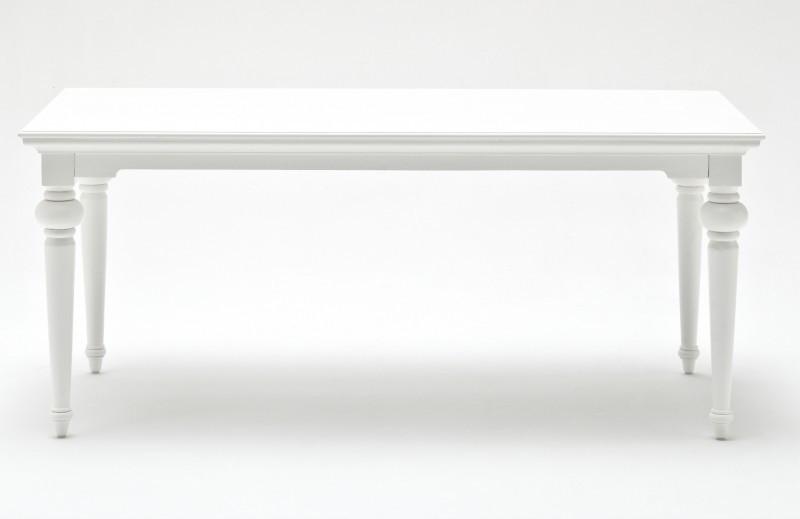 Weißer Tisch  KARL weißer Tisch Esstisch Möbel Tische Esstische