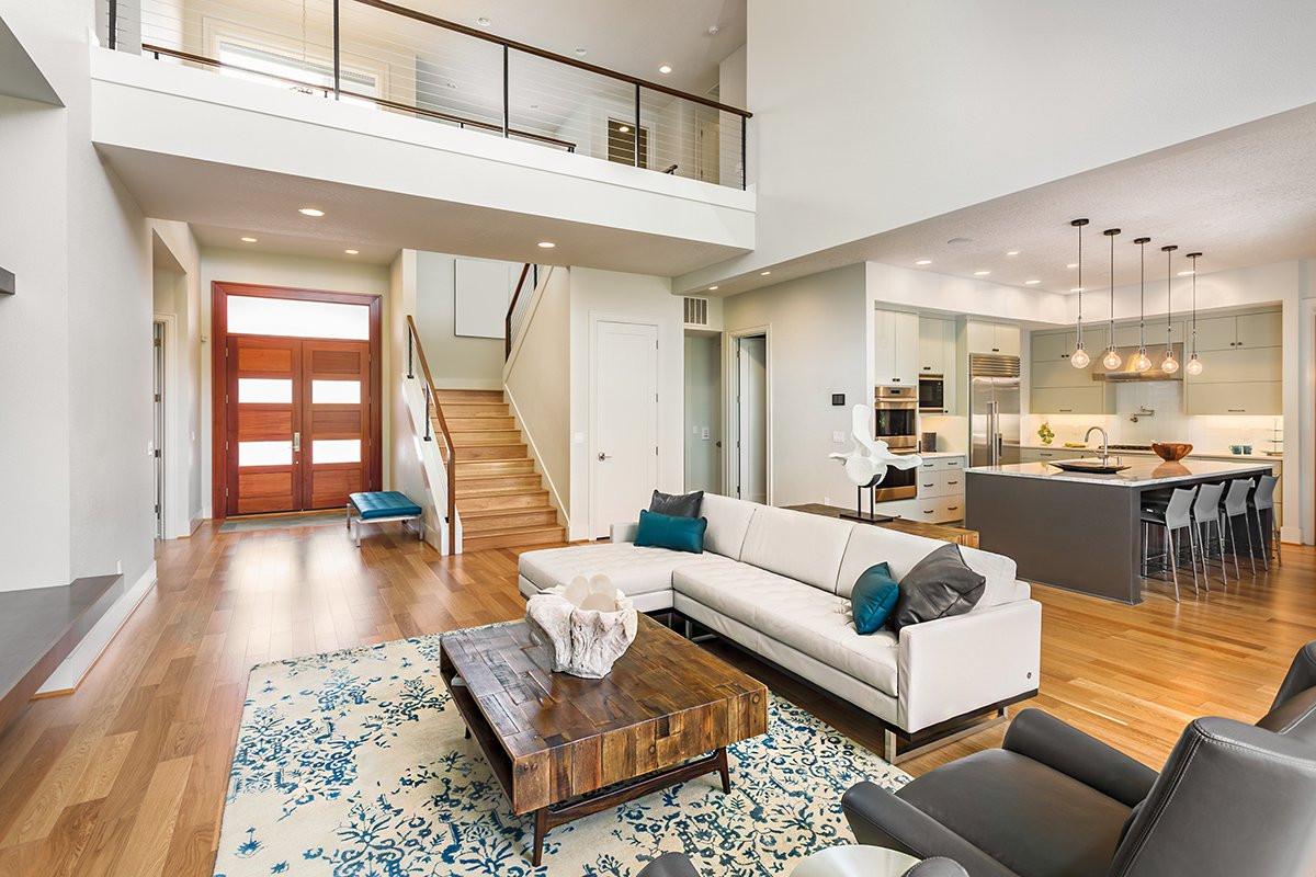 Wie Gestalte Ich Mein Wohnzimmer  Bildquelle © Breadmaker shutterstock