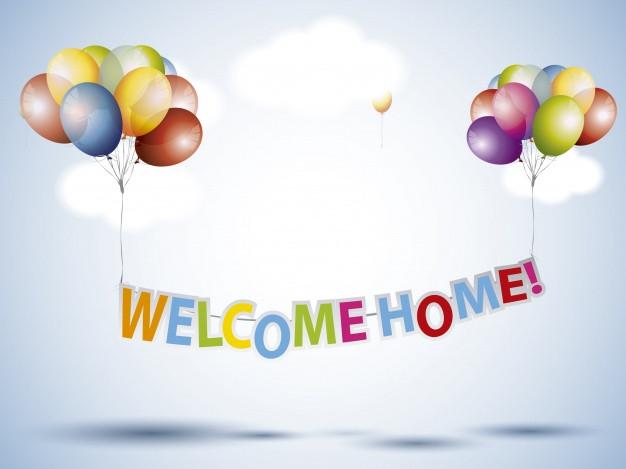 Willkommen Zu Hause  Willkommen zu Hause Hintergrund