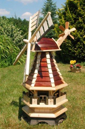 Windmühle Garten  Möbel von Deko Shop Hannusch Günstig online kaufen bei