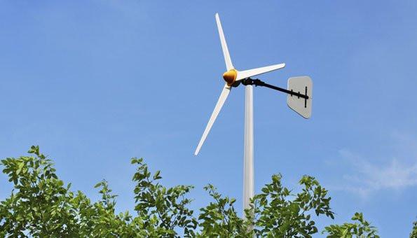 Windrad Garten  Windrad im Garten Den Wind zur Stromerzeugung optimal nutzen