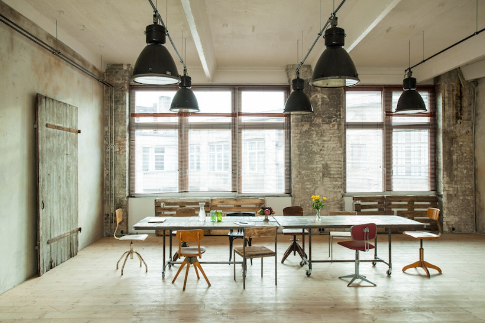 Wohnung In Berlin Mieten  Fabrik23 The Classroom mieten in Berlin