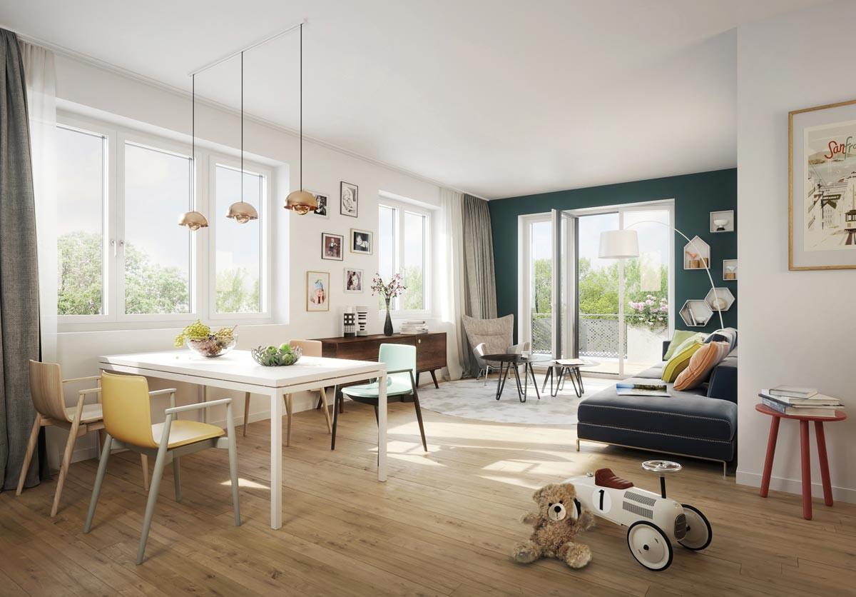 Wohnung Köln Mieten  4—5 Zimmer Wohnungen