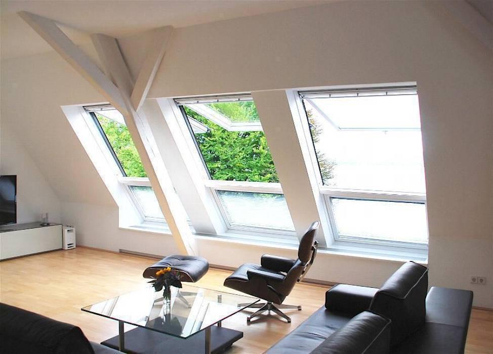 Wohnung Konstanz  Moderne Wohnzimmer Bilder Privat Wohnung Konstanz 1