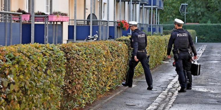 Wohnung Lübeck  Lübeck Kriminalpolizei durchsucht Wohnung in St Gertrud