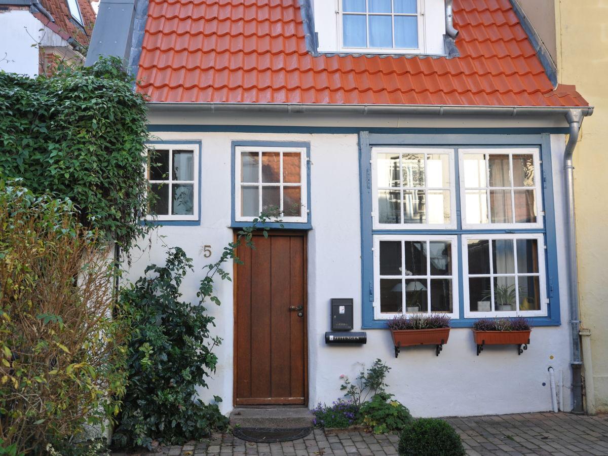 Wohnung Lübeck  Ferienhaus Altstadt Ganghaus Rosengarten Lübeck Altstadt