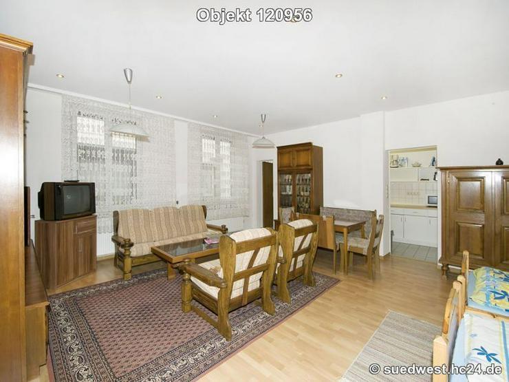Wohnung Mieten Darmstadt  Darmstadt Eberstadt Möbliertes 1 Zimmer Apartment in