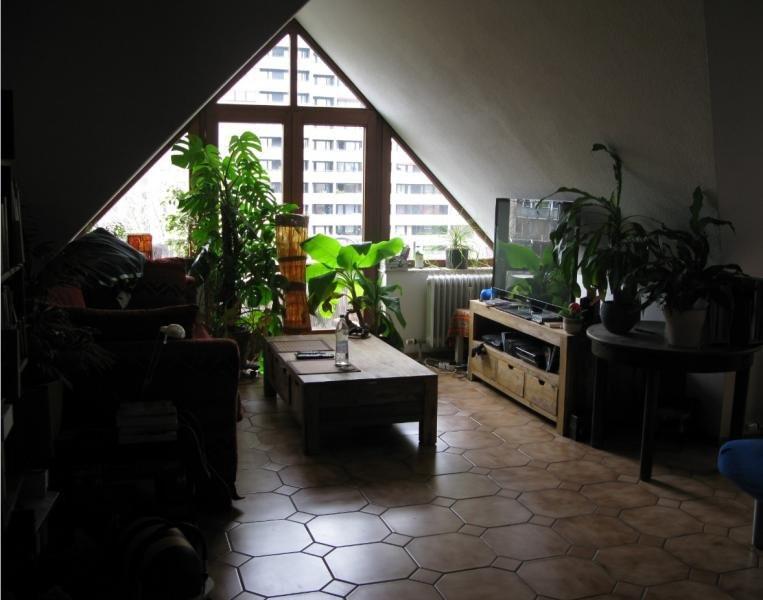 Wohnung Mieten Karlsruhe  2 3 Zimmer Maisonette Galeriewohnung in ruhiger und