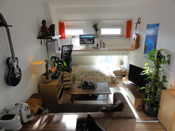 Wohnungen Bielefeld  Wohnungen Bielefeld 1 Zimmer Wohnungen Angebote in Bielefeld
