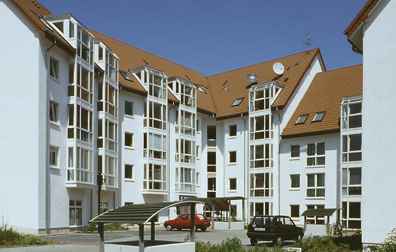 Wohnungen Bielefeld  Apfelstrasse Bielefeld Baugesellschaft Sudbrack