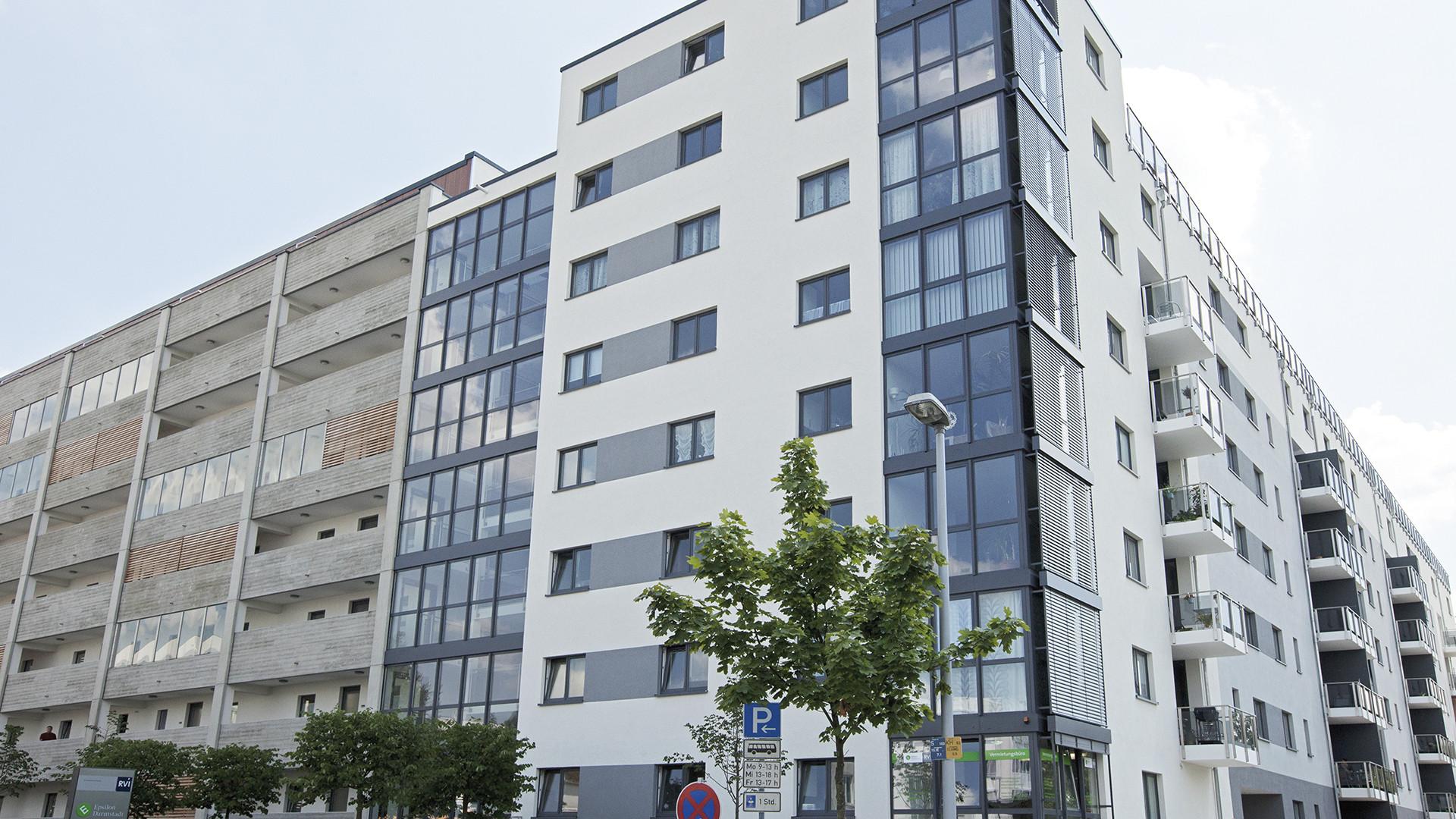 Wohnungen Darmstadt  epsilon rvi