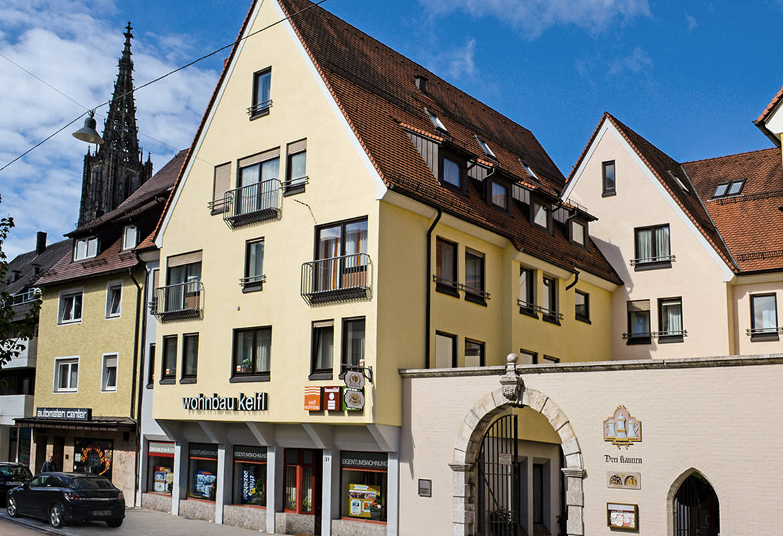 Wohnungen Ulm  keifl Gruppe Wohnbau & Immobilien in Ulm Qualität und