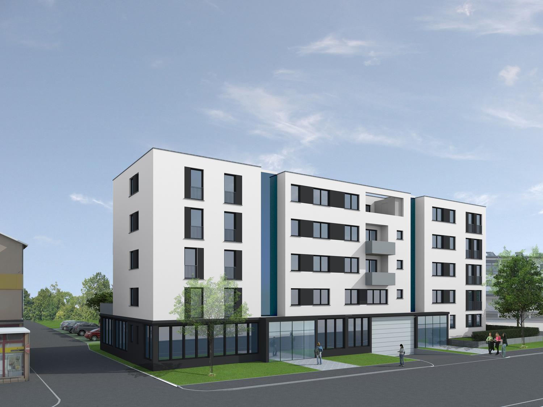 Wohnungen Ulm  Investor baut 32 neue Wohnungen in Neu Ulm