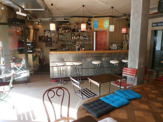 Wohnzimmer Bar  Bar area Picture of Wohnzimmer Bar Zurich TripAdvisor