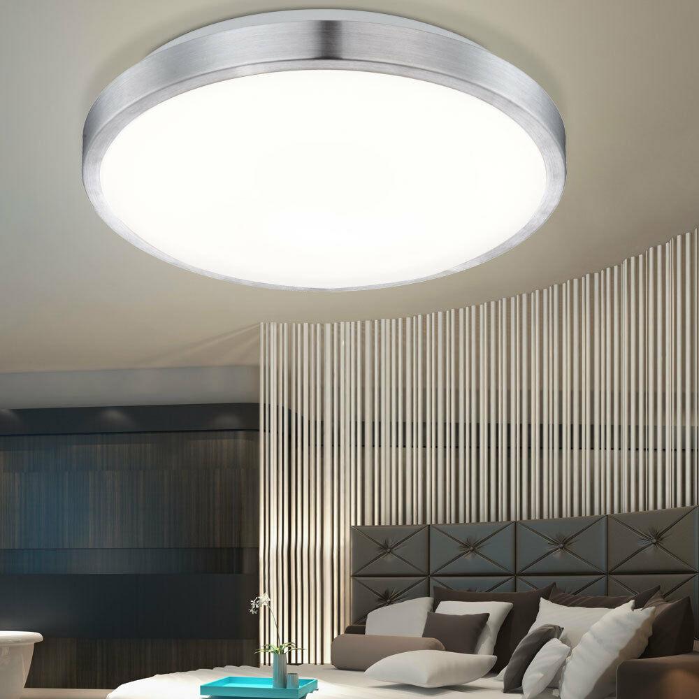Wohnzimmer Deckenleuchte  LED Deckenlampe Deckenleuchte Wohnzimmer Beleuchtung