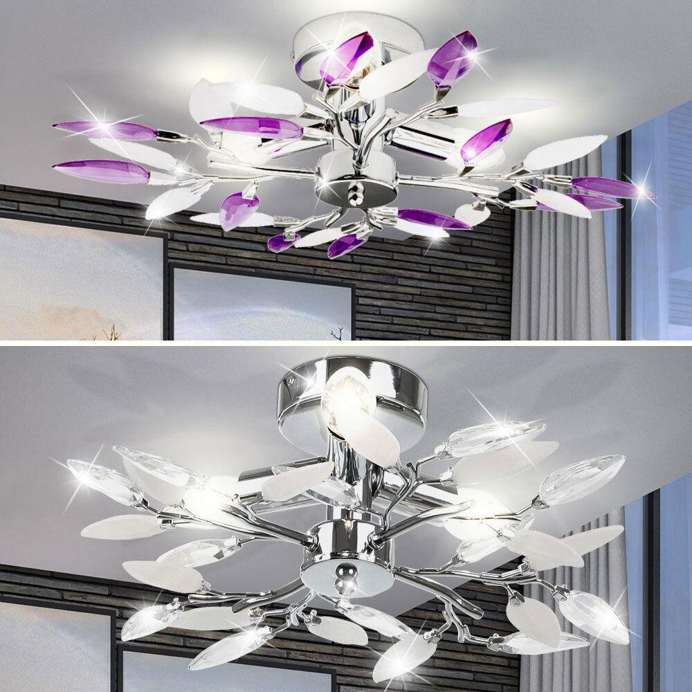 Wohnzimmer Deckenleuchte  Wohnzimmer Deckenleuchte Design Lampe Esszimmer Decken