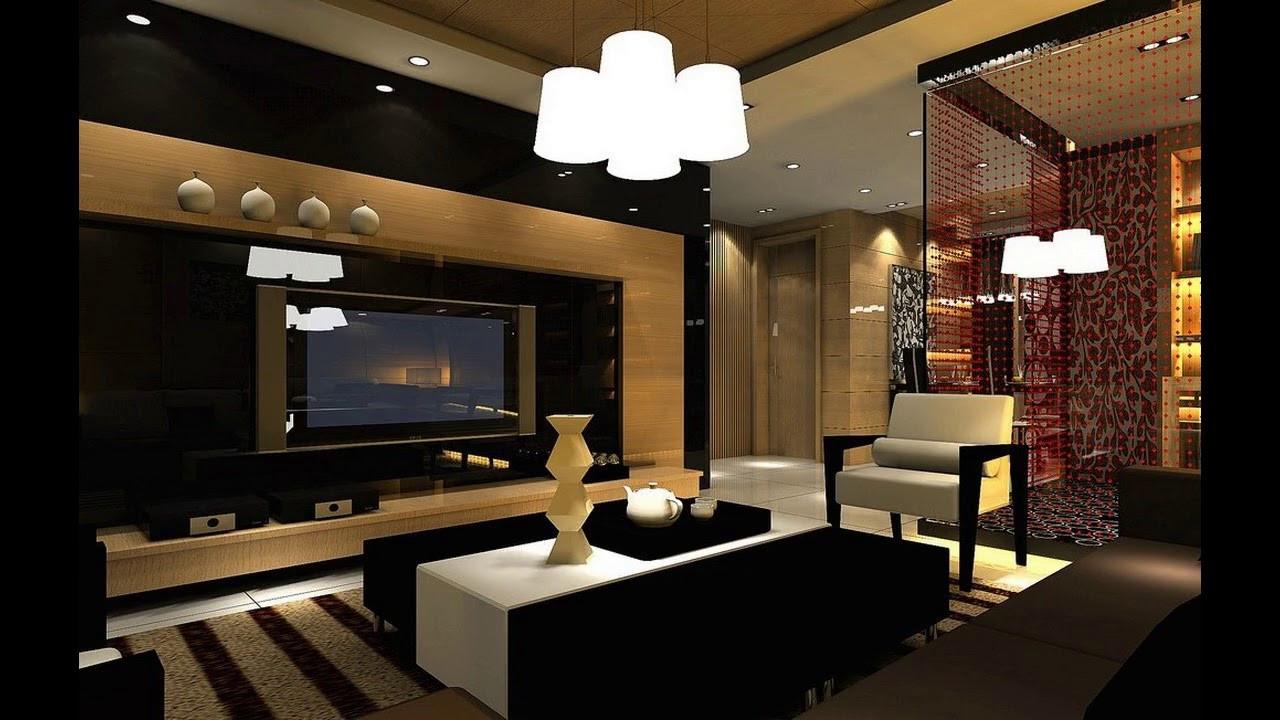 Wohnzimmer Design  Luxus wohnzimmer design