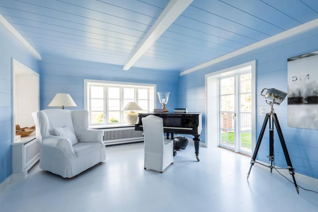 Wohnzimmer Streichen  Wohnzimmer streichen in 10 inspirierenden Farben