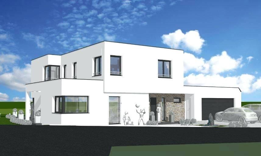 Ytong Haus  Massives Haus Fa 1 4 R 2 Familien Bauen Ytong Bausatzhaus