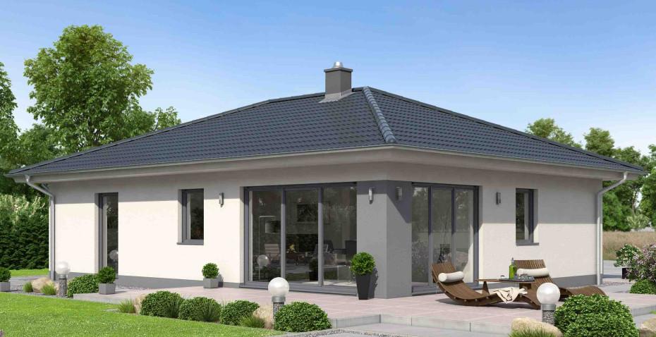 Ytong Haus  Bungalow K 91 Ytong Bausatzhaus