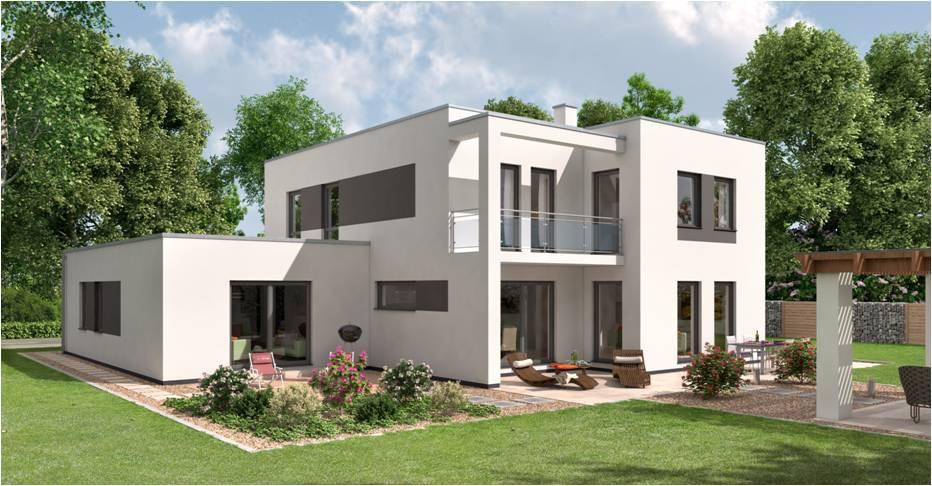 Ytong Haus  Modernes Mehrgenerationenhaus bauen Ytong Bausatzhaus