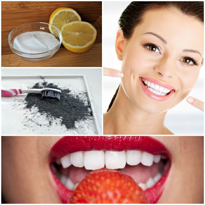 Zähne Bleichen Zu Hause  Zähne bleichen auf natürliche Art und das auch noch von zu