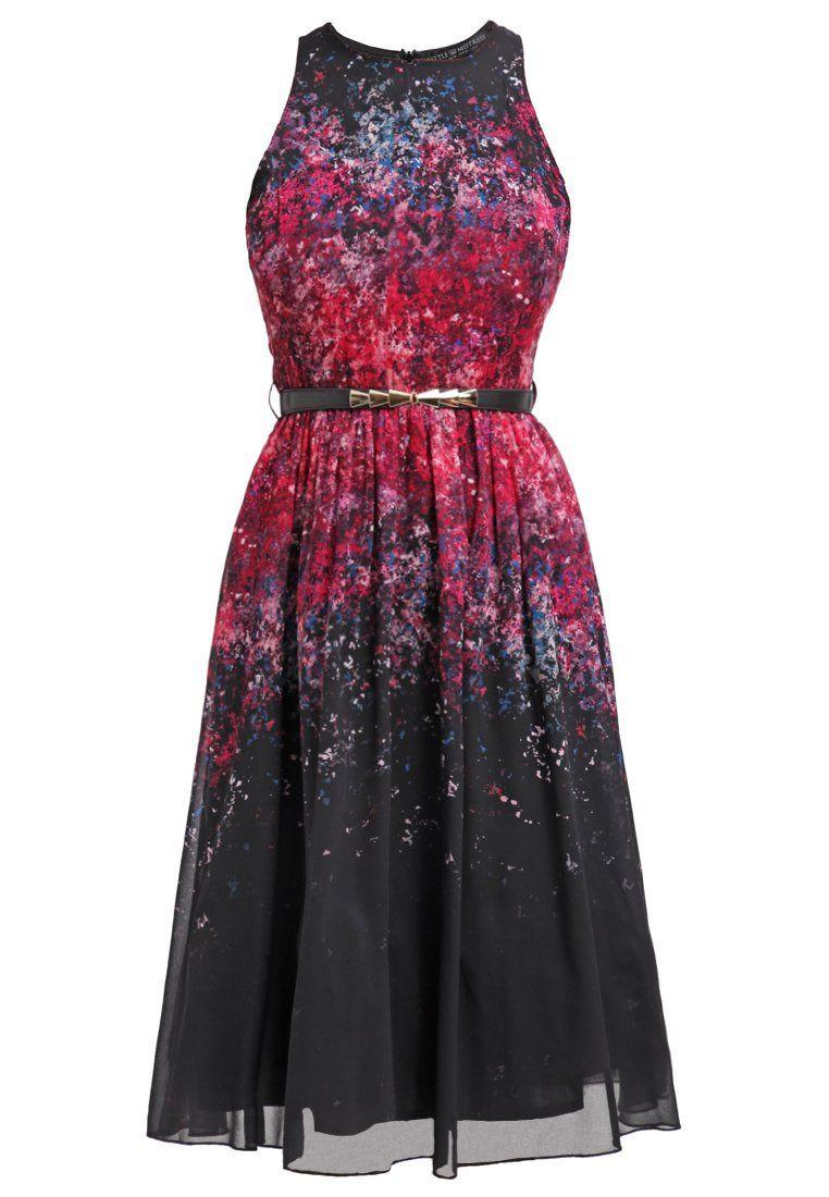 Zalando Hochzeitskleid  Little Mistress Cocktailkleid festliches Kleid black