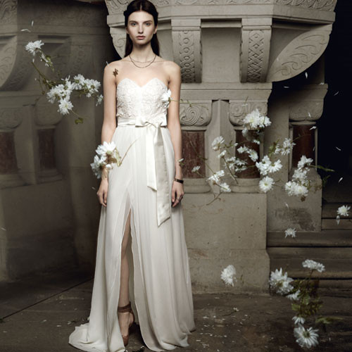 Zalando Hochzeitskleid  Presse Zalando Hochzeitsstu