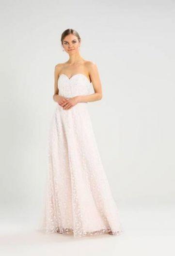 Zalando Hochzeitskleid  Hochzeitskleid mit taschen