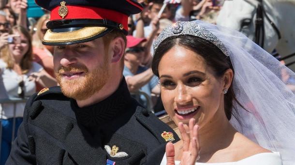 Zdf Hochzeit Prinz Harry  Meghan und Prinz Harry ZDF erntet Kritik für rassistische
