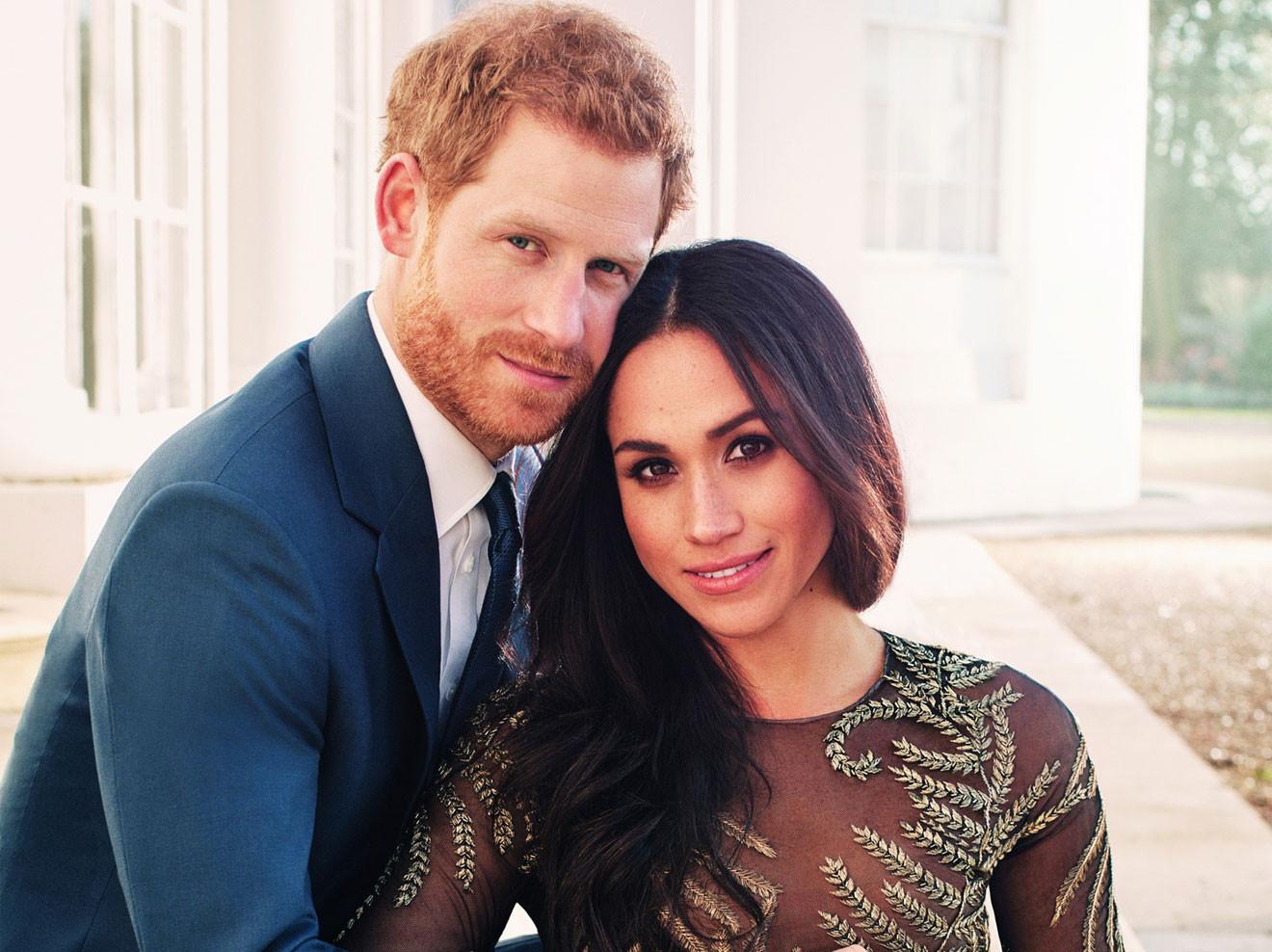 Zdf Hochzeit Prinz Harry  Prinz Harry & Meghan Markle Diese Sender übertragen
