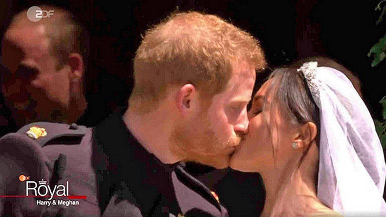 Zdf Hochzeit Prinz Harry  ZDF weist Rassismus Vorwürfe nach Royal Wedding zurück