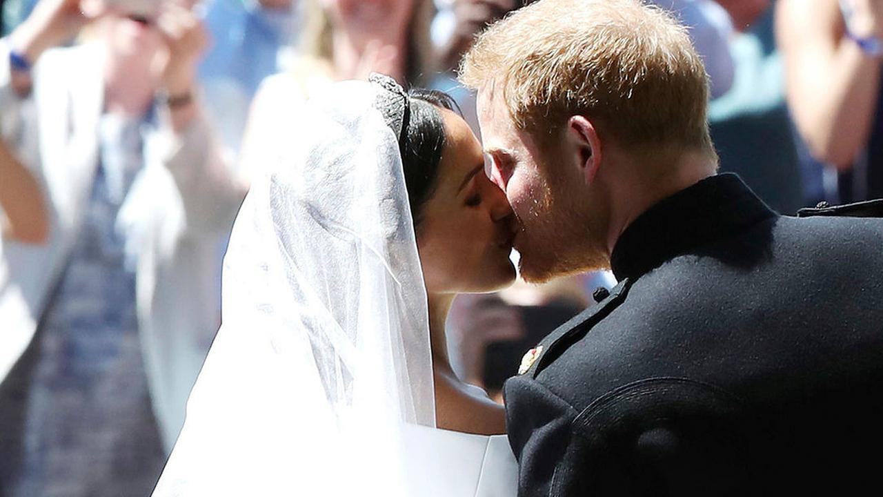 Zdf Hochzeit Prinz Harry  Prinz Harry heiratet Meghan Liveblog Küsse Kitsch und