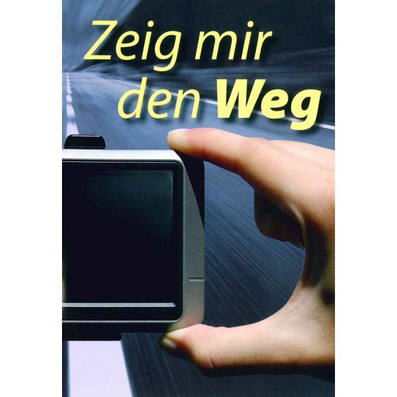 Zeig Mir Den Weg Nach Hause  Zeig mir den Weg CSV Verlag