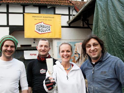 """Zuhause Im Glück  Edemissen – """"Zuhause im Glück"""" RTL 2 dreht in Eddesse"""