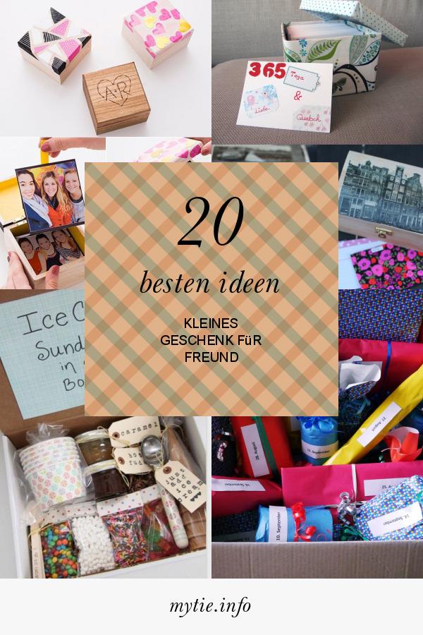 20 Besten Ideen Kleines Geschenk Für Freund - Beste