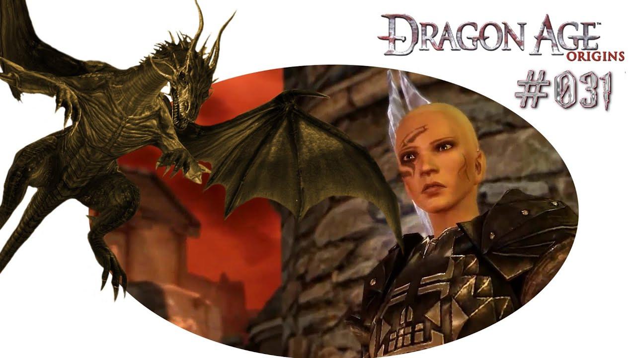 Dragon Age Origins Geschenke  Dragon Age Origins 031 Lagergeschichten und ein wenig
