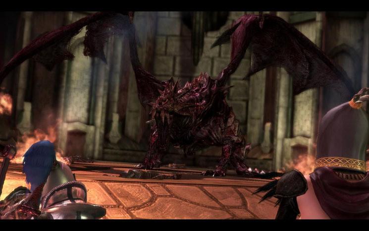 Dragon Age Origins Geschenke  Komplettlösung Dragon Age – Origins Die finale Schlacht